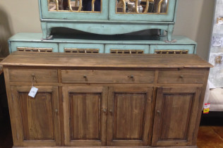 Wooden Yarmouth Sideboard