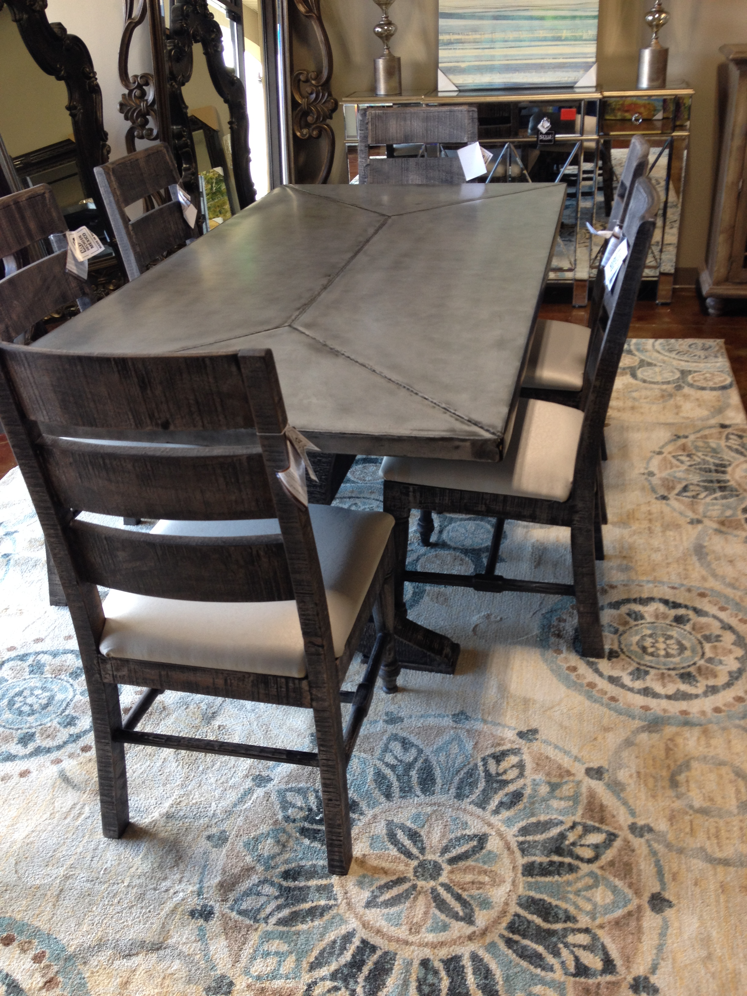 Dining Tables Amp Chairs Rug Gallery By Gerami S